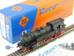 Roco 04122 A Dampflokomotive BR 93 374 DC DRG H0 lesen  OVP