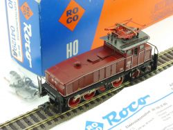 Roco 04129 A Elektrolokomotive DC 160 012-1 DB sehr gut  OVP
