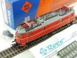 Roco 04141 E Elektrolokomotive 1018 ÖBB H0 DC EVP lesen Top!