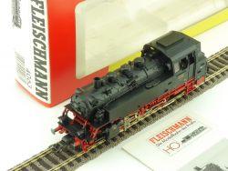 Fleischmann 4063 Dampflokomotive DC BR 64 268 DRG H0 wie neu OVP