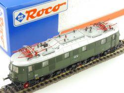 Roco 43661 Elektrolokomotive DC BR E18 28 DB Ep.III H0 TOP! OVP
