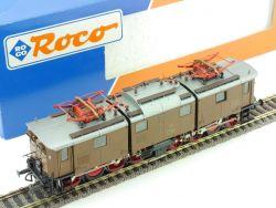 Roco 04139 B Gelenk-Elektrolokomotive EG 5 22503 DRG E 91 braun OVP