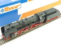 Roco 04119 A Dampflokomotive BR 01 111 DC DB H0 lesen OVP