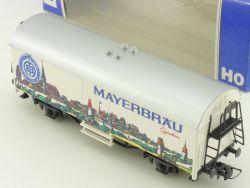 Baur Modelle Bierwagen Mayerbräu Werbemodell H0 TOP! OVP