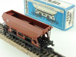 Märklin 4631 Drehschieber-Seitenentladewagen 542 3 560-3 AC  OVP