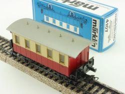 Märklin 4107 Personenwagen Bi 32 H0 Länderbahn Karton TOP! OVP