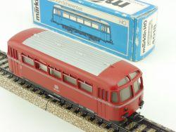 Märklin 4018 Beiwagen 995 522-0 zu Schienenbus 3016 DB TOP! OVP