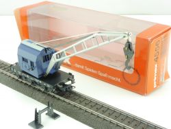 Märklin Primex 4556 Kranwagen Modellbahn DB 4611 TOP!  OVP