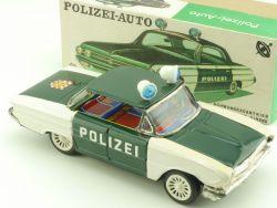 S Korea Polizei-Auto Deutsche Version Blech nach Ichiko 60er OVP