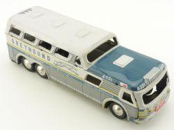 Japan 4321 Greyhound Superscenicruiser Blech-Bus original 60er