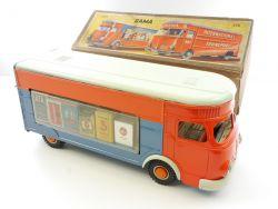 Gama 2912 Lastwagen Verkaufswagen Blechspielzeug Karton 291/2 TOP! OVP ZZ