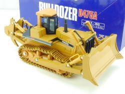 Replicars Komatsu D475A Bulldozer Baumaschine Raupe 1:50 OVP