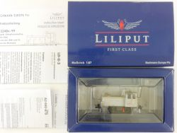 Liliput 219741 Rangierlok Werkslok 3 Audi digital! AC für Märklin OVP