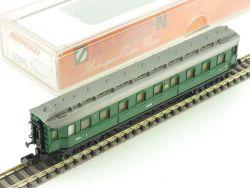 Arnold 3390 Schnellzug Personenwagen DRG Spur N NEU OVP