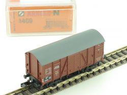 Arnold 4409 gedeckter Güterwagen Kassel 88 325 DRG TOP OVP