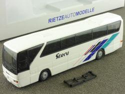 Rietze 64914 RM MB O 350 Roeselare Sercu Reisebus 1:87 NEU! OVP