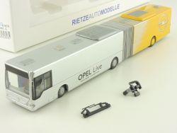 Rietze 62828 RM MB Citaro O 530 G Opel Werbung Bus 1:87 NEU OVP