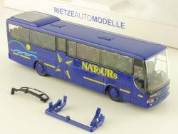 Rietze 62325 RM Setra S 315 GT Reisebus Natours Österreich A OVP
