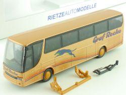 Rietze 64002 RM Setra S 315 HDH Reisebus Graf Recke Neu OVP