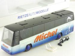 Rietze 61629 Volvo B 12 600 Michel Reisebus 1:87 NEU!  OVP