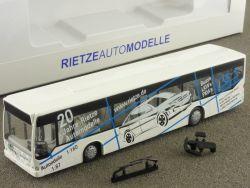 Rietze MB Citaro Shuttlebus Spielwarenmesse 2003 Nürnberg NEU OVP