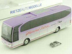 Rietze 63824 RM MB Travego Göltzschtal Reisen Reisebus NEU OVP
