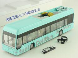 Rietze 65100 MB Fuel Cellbus Energy No Emission Stadtbus  OVP
