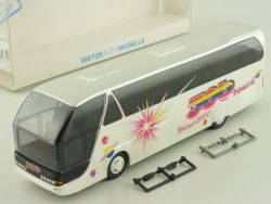 Rietze 61072 Neoplan Starliner N 516 SHO Reisebus JOB OVP