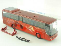 Rietze 61072 Setra S 315 GT HD Weimar Tour Reisebus 1:87 NEU OVP