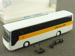 Rietze 63525 MAN Lion Star A03 Lufthansa LEOS Bus Tranferbus OVP