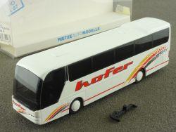Rietze 63416 Neoplan Euroliner N 3316 SHD Hofer Reisebus  OVP