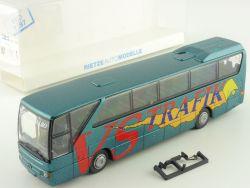 Rietze Reisebus MB O 350 SGS Stockholm VS Trafik Schweden  OVP