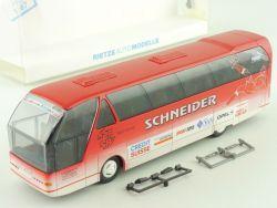 Rietze 40235 Schneider Bus Nationalmannschaft Schweiz 2006 OVP