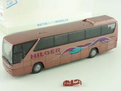Rietze 61298 RM MB O 350 Hilger Reisebus Wasserburg am Inn  OVP