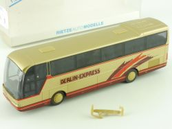 Rietze 63403 Neoplan Euroliner N 3316 SHD Berlin Express NEU OVP
