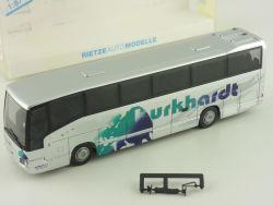 Rietze 62212 MB O 404 Burkhardt Weilheim Teck Reisebus NEU OVP