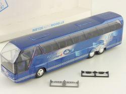 Rietze 64521 Neoplan Starliner Schon Brullard Travel SB Bus OVP