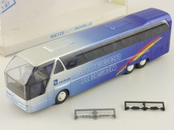 Rietze 64506 Neoplan Starliner Groeger Reisen Exclusiv Bus OVP SG