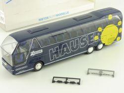 Rietze 64516 Neoplan Starliner Hauser Rottweil Reisebus NEU! OVP