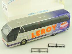 Rietze 62044 Neoplan Starliner Leroy Reisebus Belgien NEU! OVP SG
