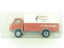 Brekina 43209 Borgward B 655 Bekkema Bergum NL Verhuizingen OVP