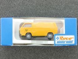 Roco 2005 Volkswagen VW Bus T3 Post Österreich Bus Van 1:87 OVP