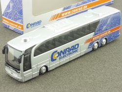 Dickie Toys 241074 MB Mercedes Bus Conrad Electronic OVP