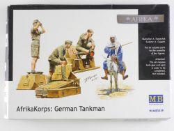 Master Box MB3559 Afrikakorps German Tankman Figuren Bausatz OVP