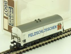 Märklin 8607 mini-club Feldschlösschen Bierwagen Spur Z OVP