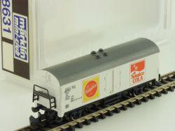 Märklin 8631 mini-club Sinalco Cola Getränkewagen Spur Z OVP