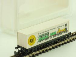 Märklin mini-club 150 Jahre Eisenbahn in Württemberg 1845-19 OVP