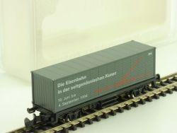 Märklin mini-club SoMo Eisenbahn i.d.zeitgenössischen Kunst OVP