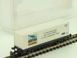 Märklin 8615 mini-club Opel 3.Int.Treffen 1994 Museum Speyer OVP