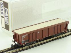 Märklin 8668 mini-club Güterwagen Rolldachwagen DB TOP! OVP ST
